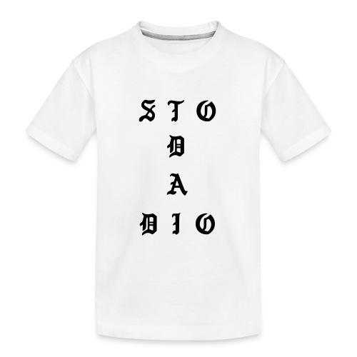 STO DA DIO - Maglietta ecologica premium per ragazzi