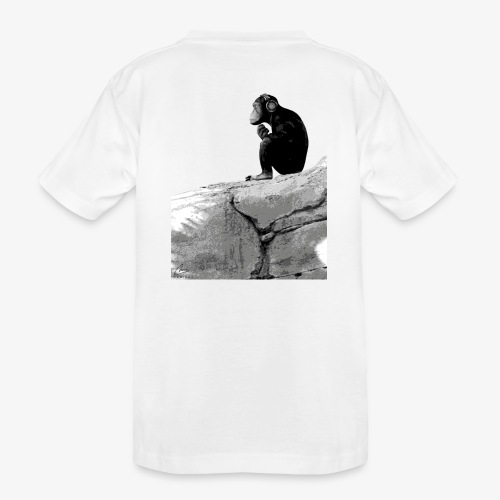 Music Monkey - Teenager Premium Organic T-Shirt