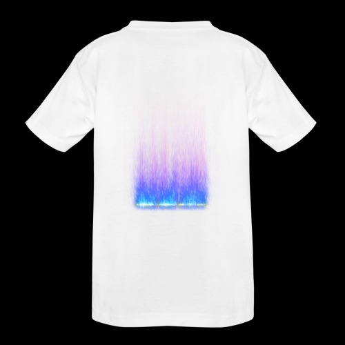 SONNIT BLUE TRANSFORM, RESURECTION - Teenager Premium Organic T-Shirt