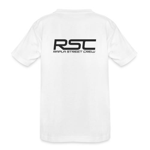 Rapla Street Crew Logo - Teenager Premium Organic T-Shirt