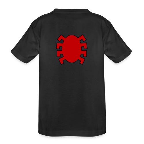 spiderman back - Teenager Premium Organic T-Shirt