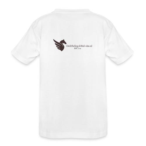 DeEfteling Eftel site nl - Teenager premium biologisch T-shirt