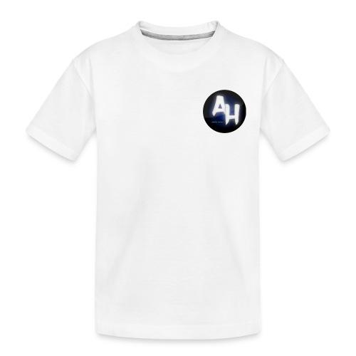 gamel design - Teenager premium T-shirt økologisk