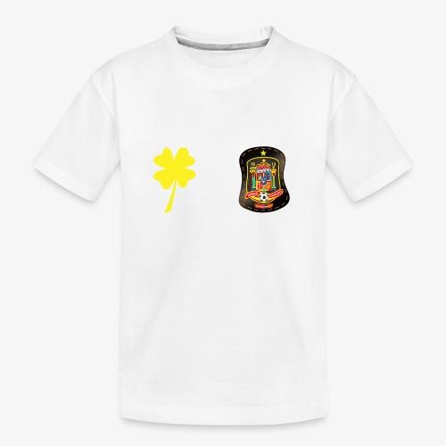 Trébol de la suerte CEsp - Camiseta orgánica premium adolescente