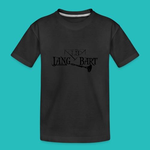 Logo-BN - Maglietta ecologica premium per ragazzi