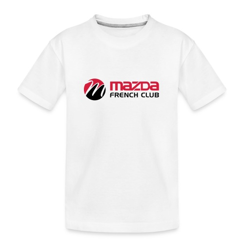 mazda french club - T-shirt bio Premium Ado