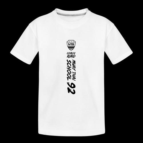 (mst92finalv3) - T-shirt bio Premium Ado