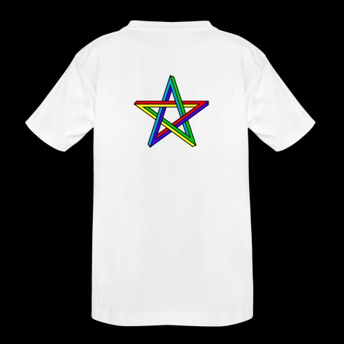SONNIT STAR - Teenager Premium Organic T-Shirt