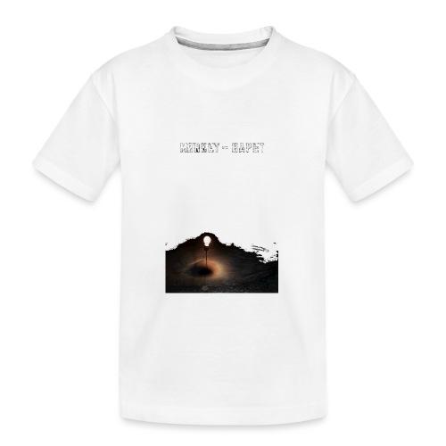 Mørket Håpet - Premium økologisk T-skjorte for tenåringer