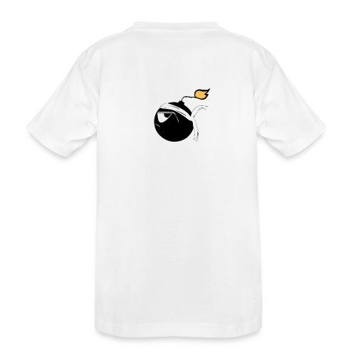 Testa Mora génétiquement Ribellu Corse azezzu - T-shirt bio Premium Ado