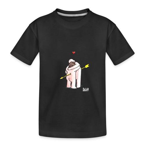 Stef 0001 00 Love - Teenager Premium Bio T-Shirt