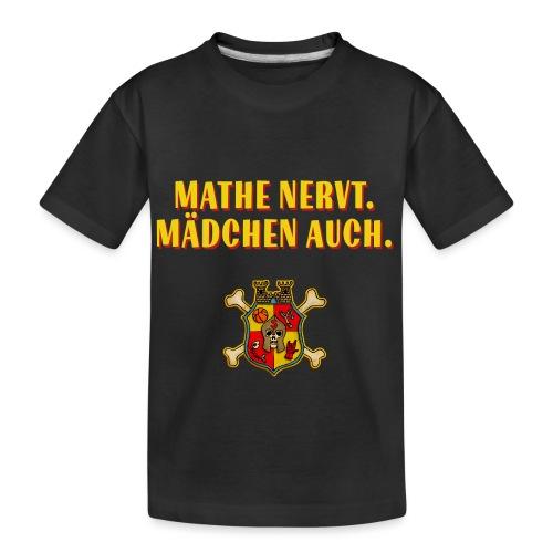 Wappen - Teenager Premium Bio T-Shirt