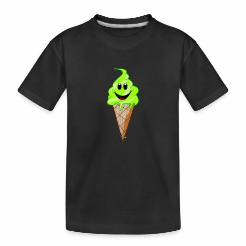 Mr./ Ms. Pistachio - Teenager premium biologisch T-shirt