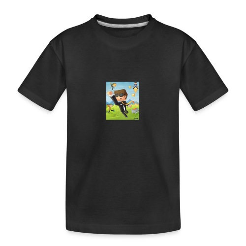 Omgislan - Teenager Premium Organic T-Shirt