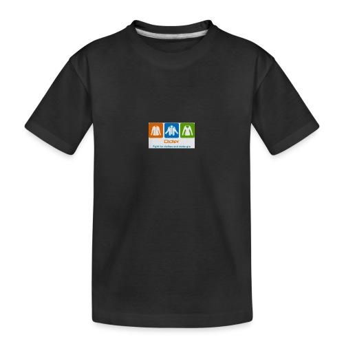 IMG 3596 - Teenager premium T-shirt økologisk