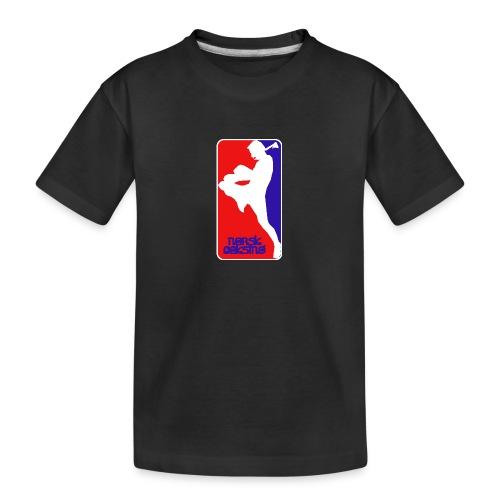 norsk boksing - Teenager Premium Organic T-Shirt