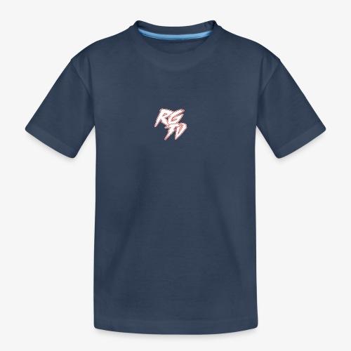 RGTV 1 - Teenager Premium Organic T-Shirt