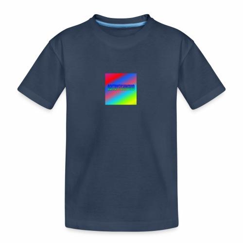 Mikkels Minecraft Navn - Teenager premium T-shirt økologisk