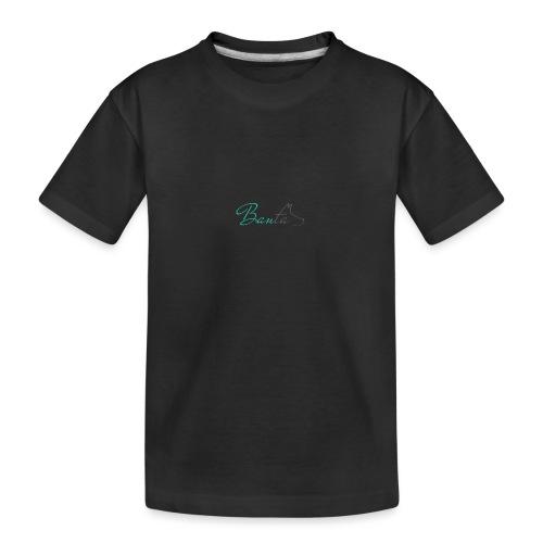 Banta Logo medium - Teenager Premium Organic T-Shirt