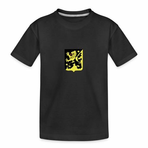 Skaraborg FTW - Ekologisk premium-T-shirt tonåring