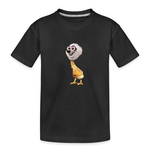 girandosaurus - Ekologisk premium-T-shirt tonåring