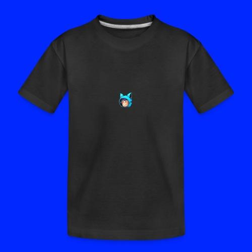 PuppyJam Roblox Logo - Teenager premium biologisch T-shirt