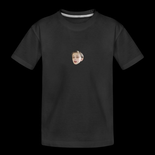 gurkis idol - Ekologisk premium-T-shirt tonåring