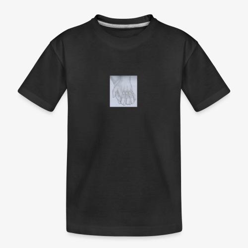 main dans la main - T-shirt bio Premium Ado