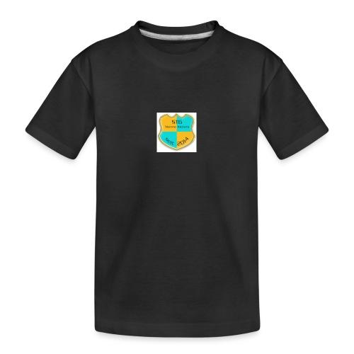 STG Vienna Kickers Logo - Teenager Premium Bio T-Shirt