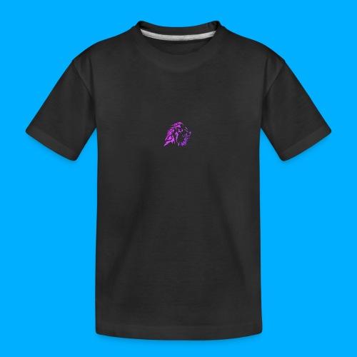 _21st_ Logo - Teenager Premium Organic T-Shirt