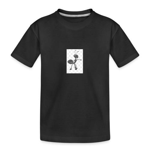 YouTube merche 2018 - Teenager premium biologisch T-shirt