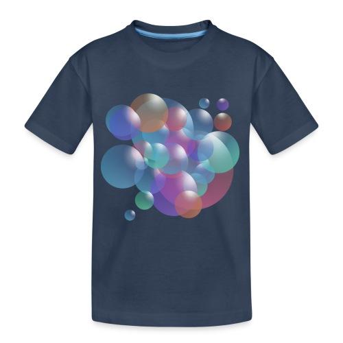 bubble - Teenager Premium Bio T-Shirt