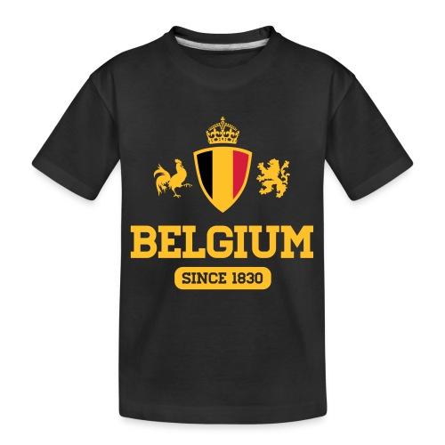 depuis 1830 Belgique - Belgium - Belgie - T-shirt bio Premium Ado