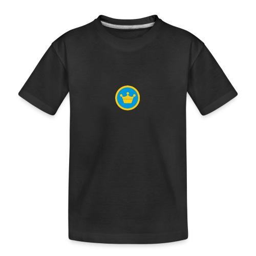foursquare supermayor - Camiseta orgánica premium adolescente