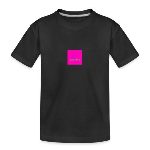 GirlyGFX Stream mod - Teenager premium T-shirt økologisk