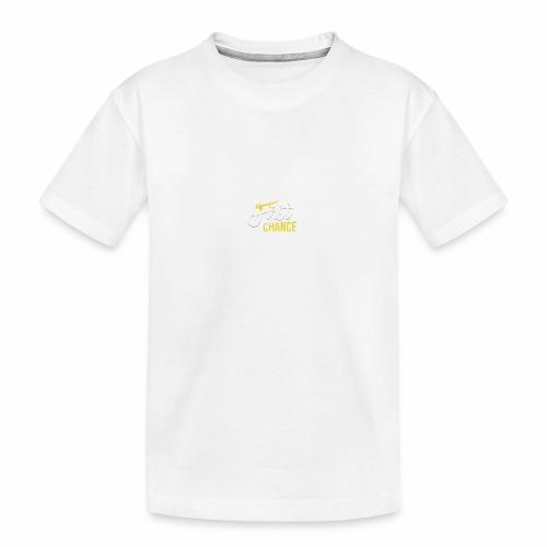 Logo Album First Chance - T-shirt bio Premium Ado