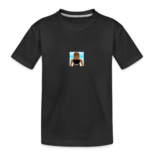 BABY KEISHA SHIRT - Teenager Premium Organic T-Shirt