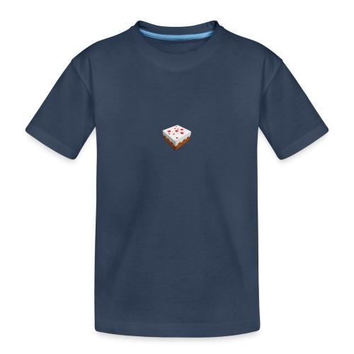 Cake sy LP merch cake logo - Teenager Premium Bio T-Shirt