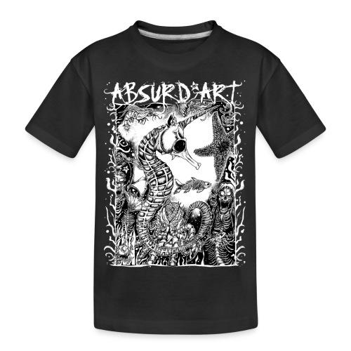 Tiefsee-Party, von Absurd ART - Teenager Premium Bio T-Shirt