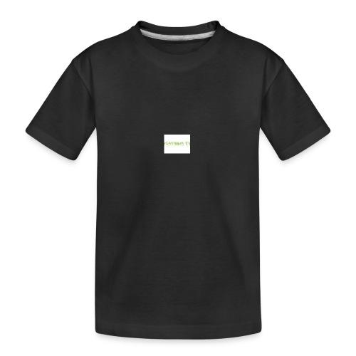 deathnumtv - Teenager Premium Organic T-Shirt