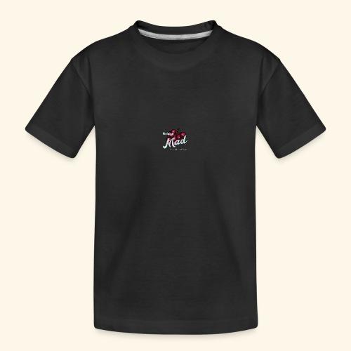 Rote Traube - Teenager Premium Bio T-Shirt