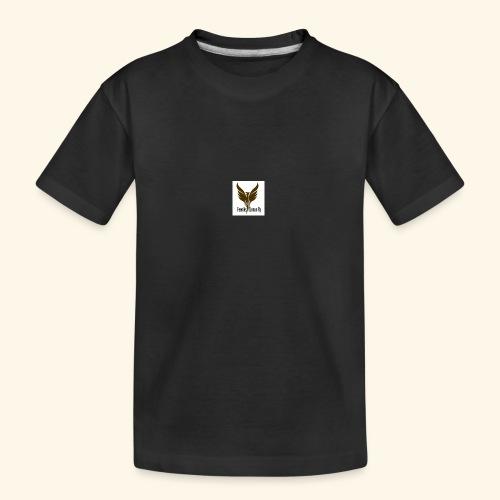 feeniks logo - Teinien premium luomu-t-paita