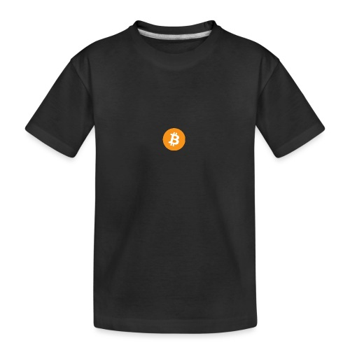 Bitcoin - Teenager Premium Organic T-Shirt