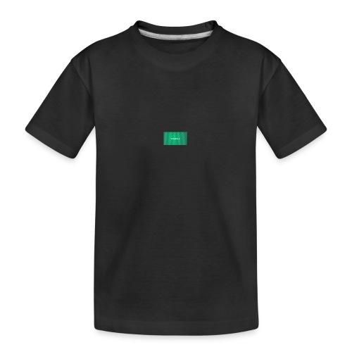 backgrounder - Teenager Premium Bio T-Shirt