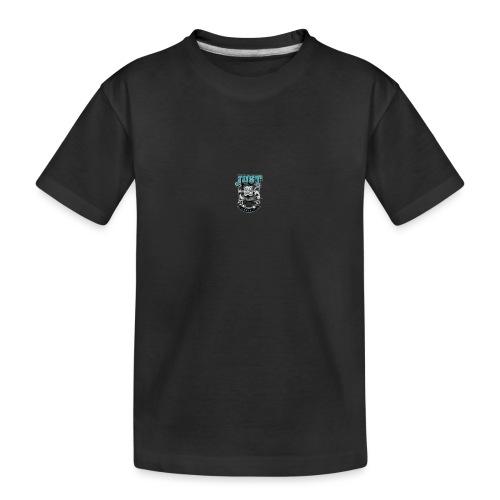 just lower it - Teenager premium biologisch T-shirt