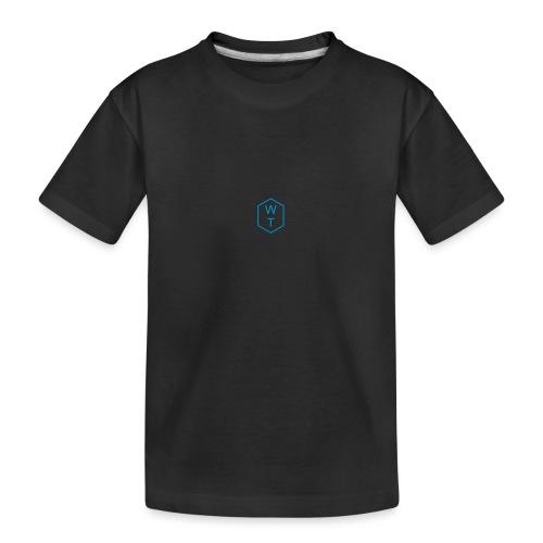 water tubedk - Teenager premium T-shirt økologisk