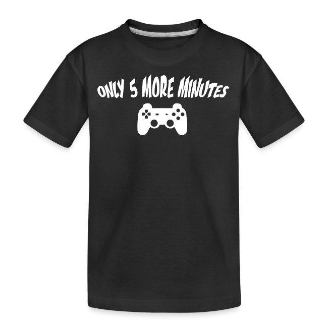 only 5 more minutes Gamer insider