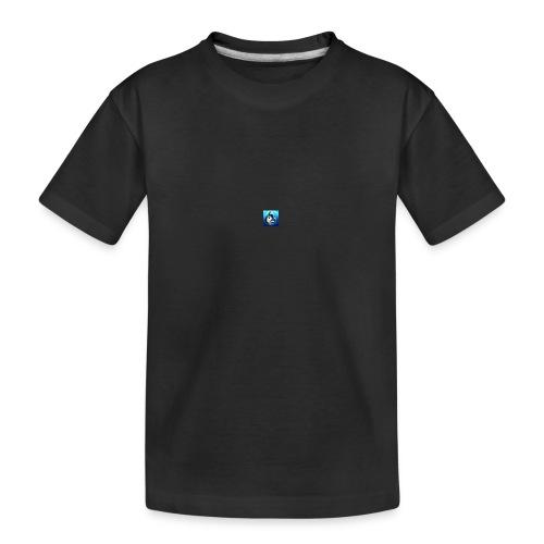 t-shirt - Teenager premium biologisch T-shirt