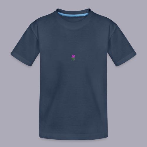 Landryn Design - Pink rose - Teenager Premium Organic T-Shirt