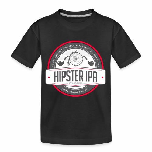 Hipster IPA - Teenager Premium Organic T-Shirt